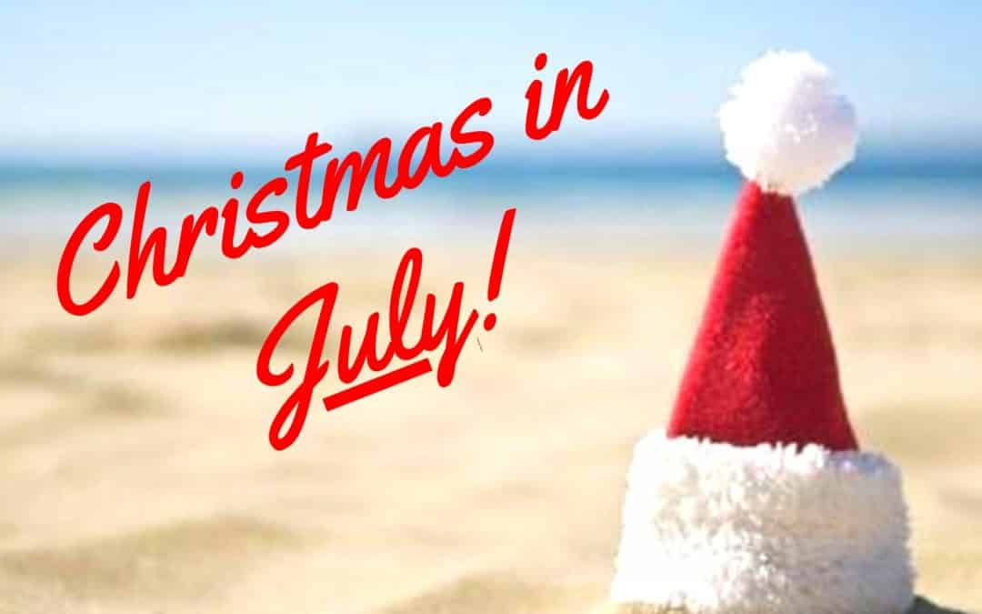 XRadio's XMas in July