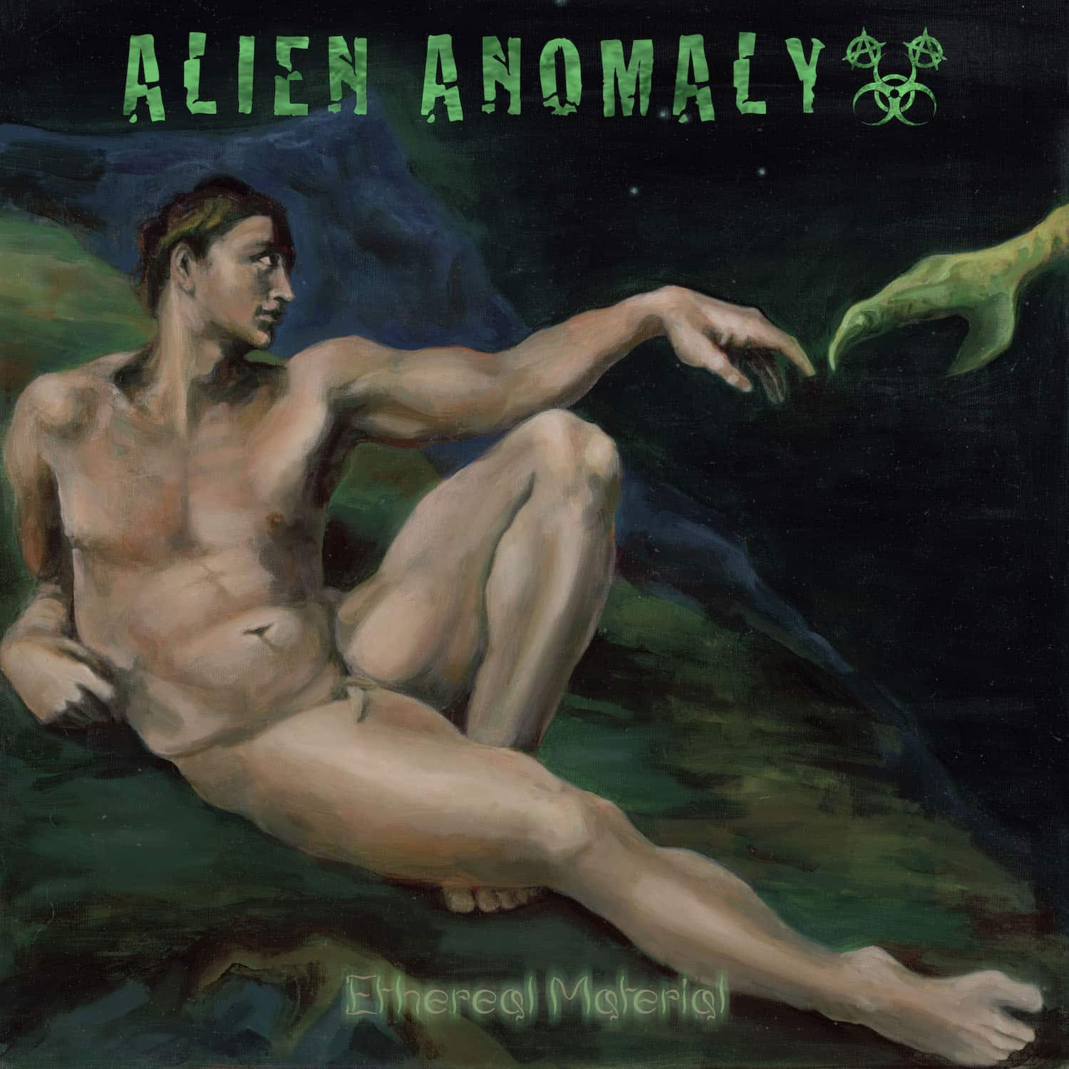 Alien Anomaly album cover
